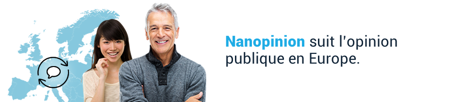 Nanopinion suit l'opinion publique en Europe